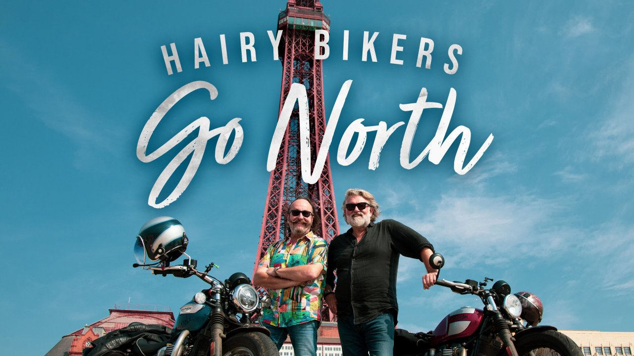 The Hairy Bikers Go North starts Thursday 23rd September on BBC Two!