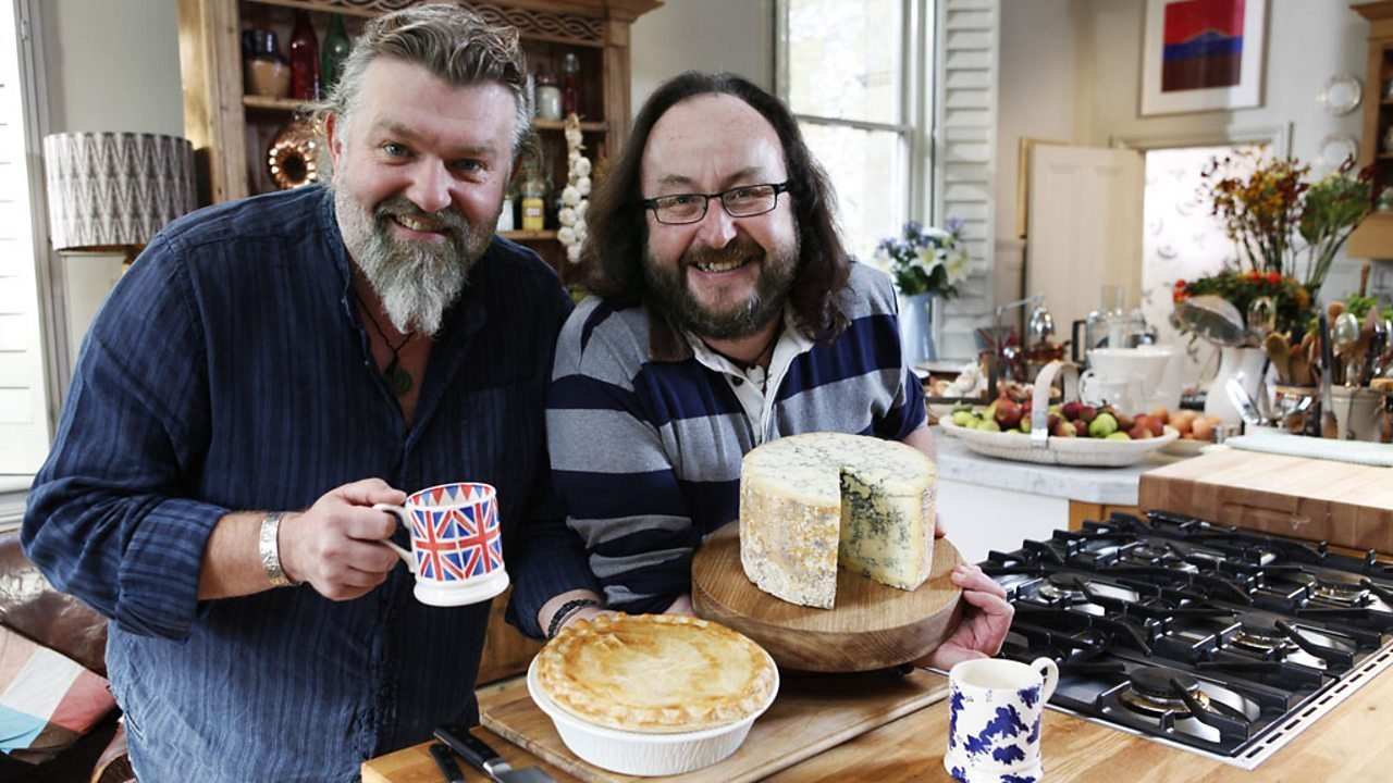 Hairy Bikers' Best of British: Series two