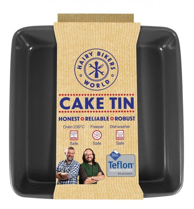 24cm Square Cake Pan