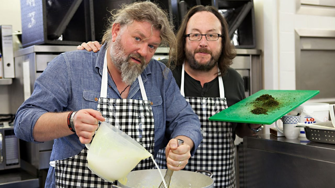 Hairy Bikers' Meals on Wheels, Back on the Road