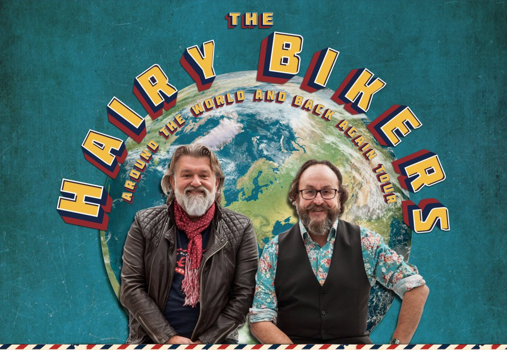 The Hairy Bikers' Around The World And Back Again Tour