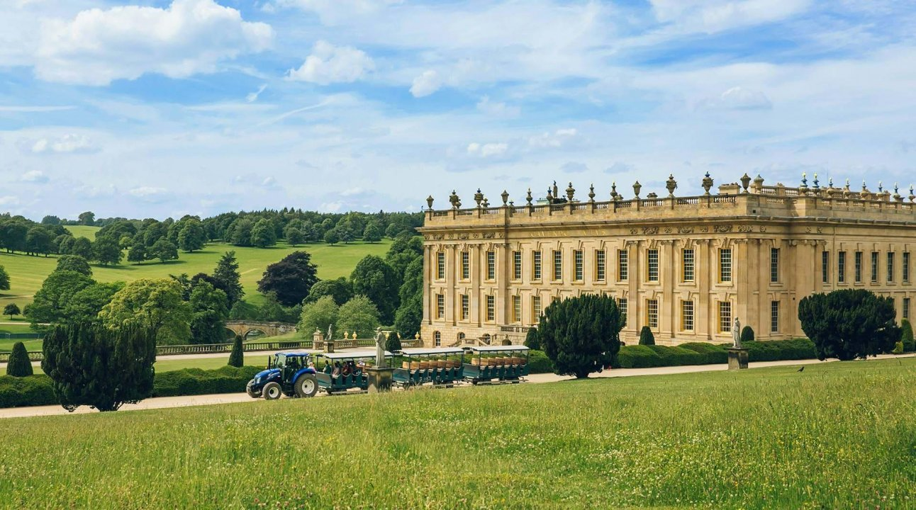 The Boys are escaping to the country for Chatsworth Country Fair