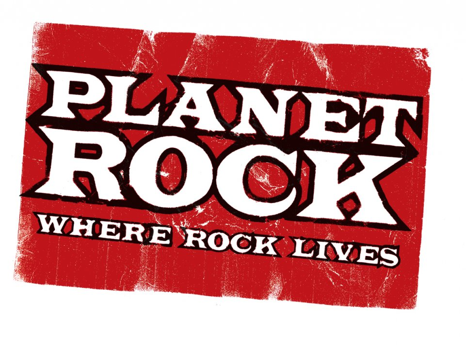 The Hairy Bikers land on Planet Rock!
