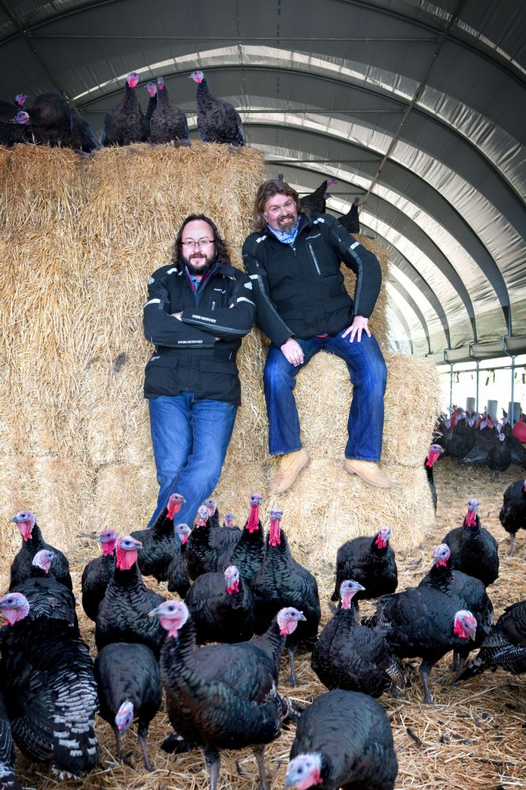 The Hairy Bakers' Christmas Special - TV Shows - Hairy Bikers