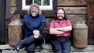 Hairy Bikers' Bakeation