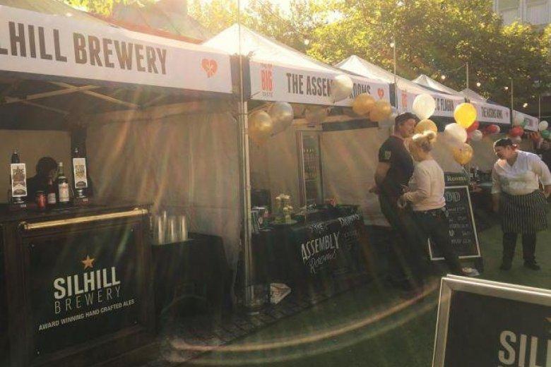 Solihull BIG Taste Food & Beer Festival 2017