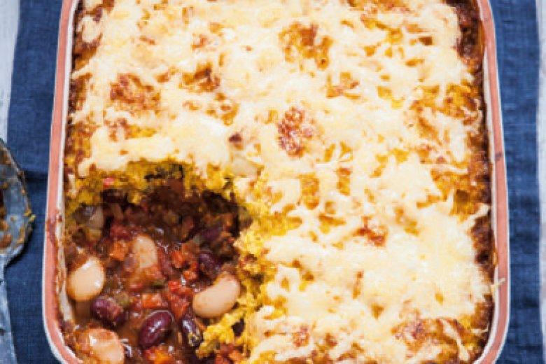 Latin American Shepherd's Pie