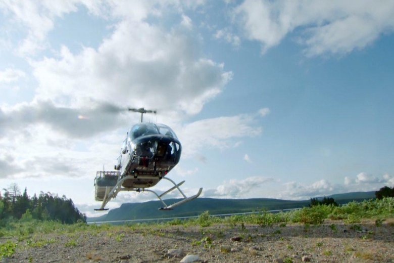 Northern Exposure: Flying to the Arctic