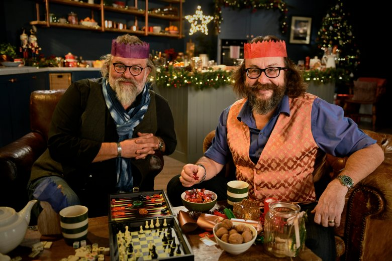 The Hairy Bikers Home For Christmas
