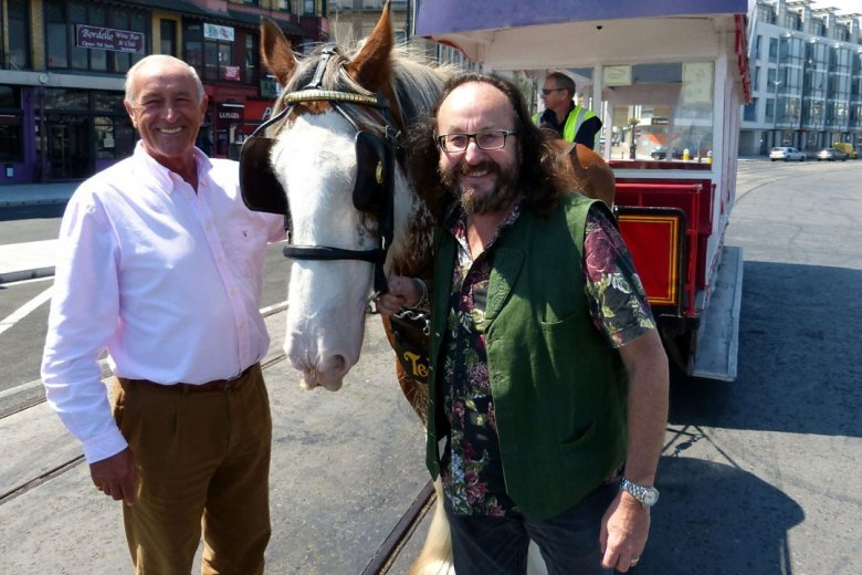 Dave's holiday of a lifetime with Len Goodman