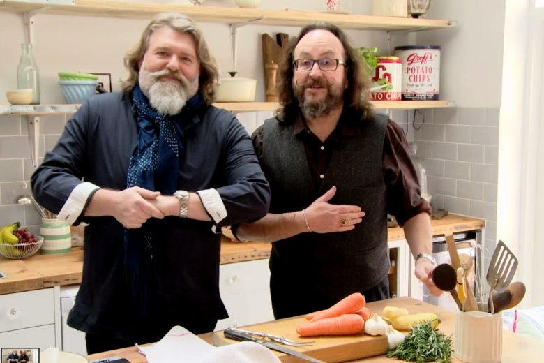 Meet The Hairy Bikers' Meat Feasts!