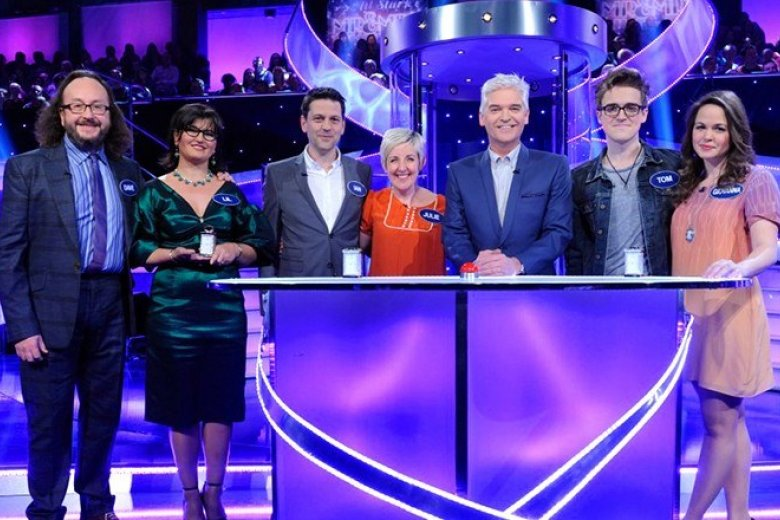 Dave and Lil team up for All Star Mr & Mrs
