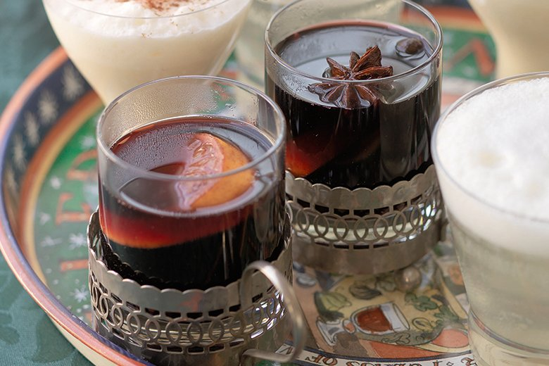 Best-ever mulled wine