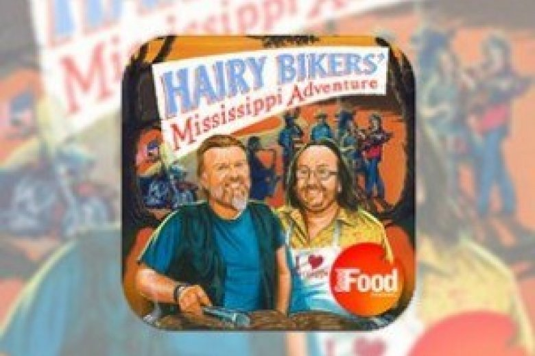 Hairy Bikers: Mississippi Adventure App
