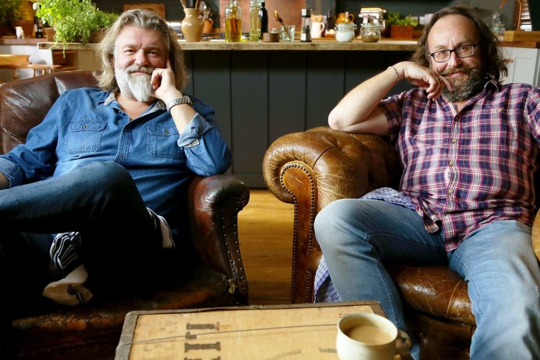 New for 2017: The Hairy Bikers' Comfort Food