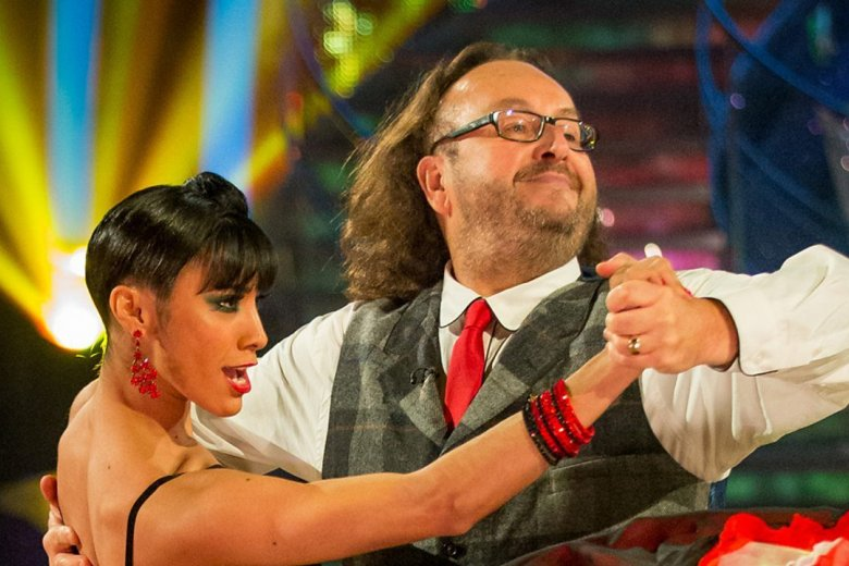 Dave bows out of Strictly Come Dancing