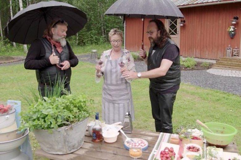 Northern Exposure exclusive: Swedish berries