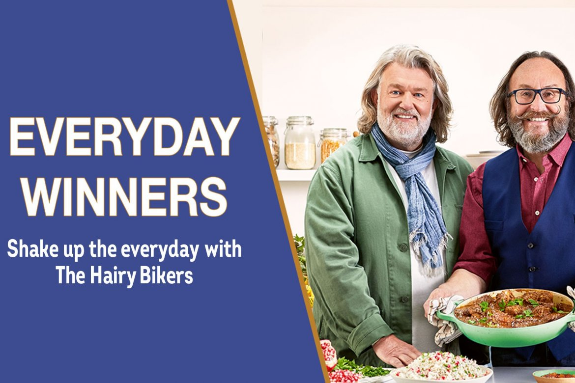 Our new book Everyday Winners is out now!
