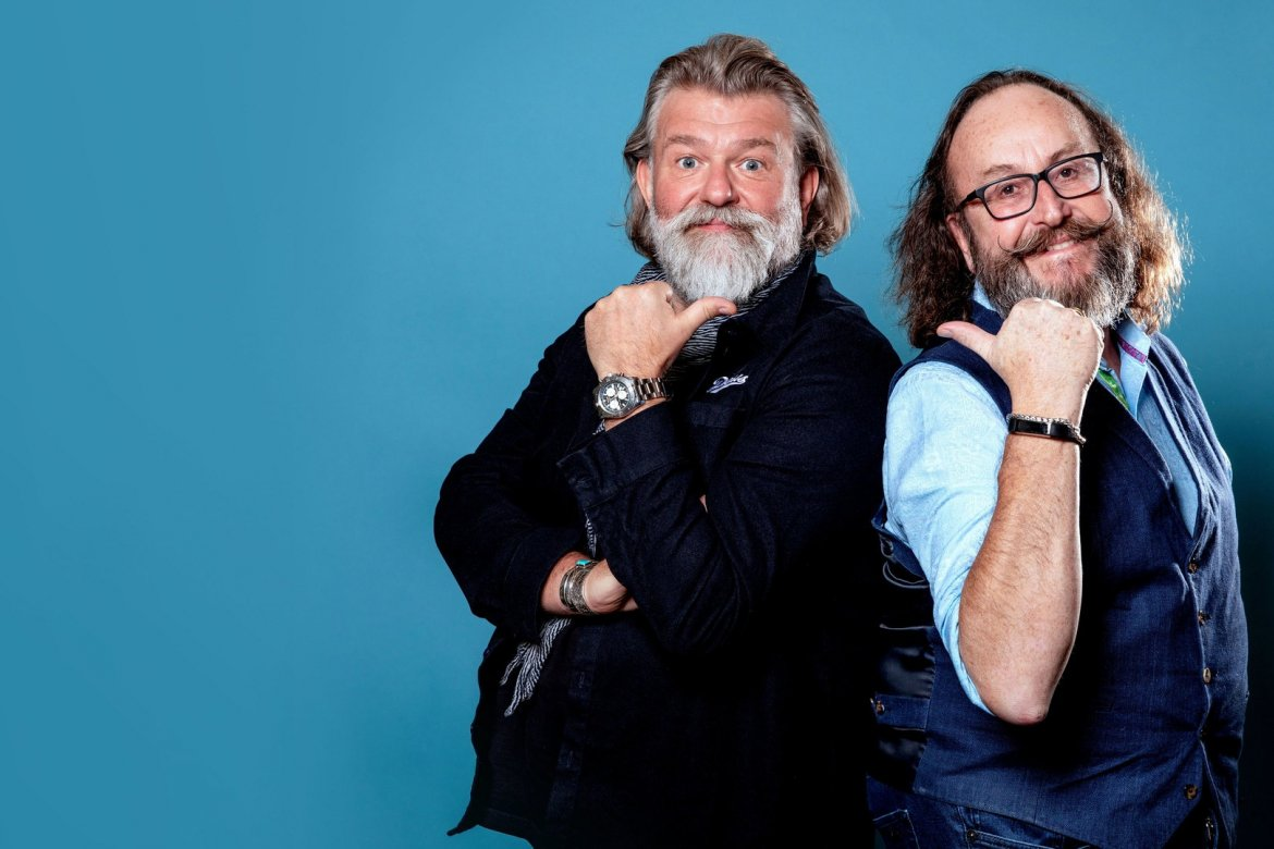 The Hairy Bikers' Chocolate Challenge