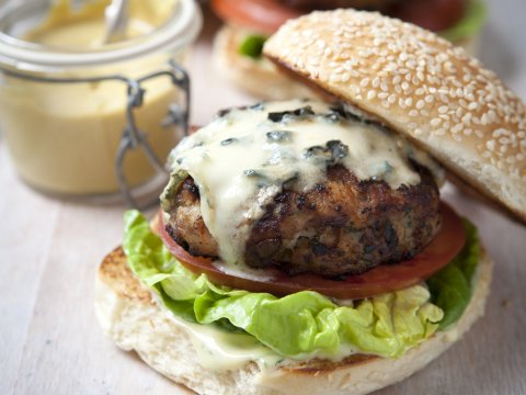 Chicken Burgers Recipes Hairy Bikers