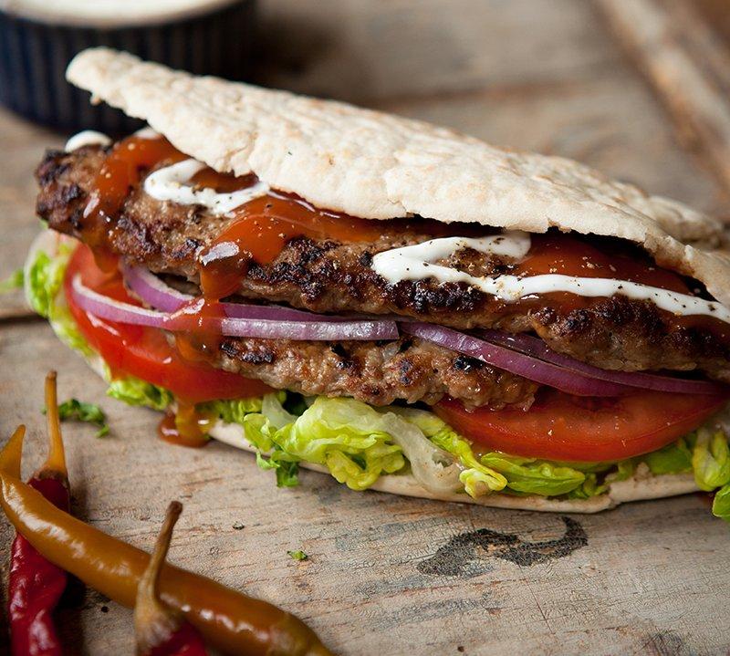 Dieter's doner kebabs