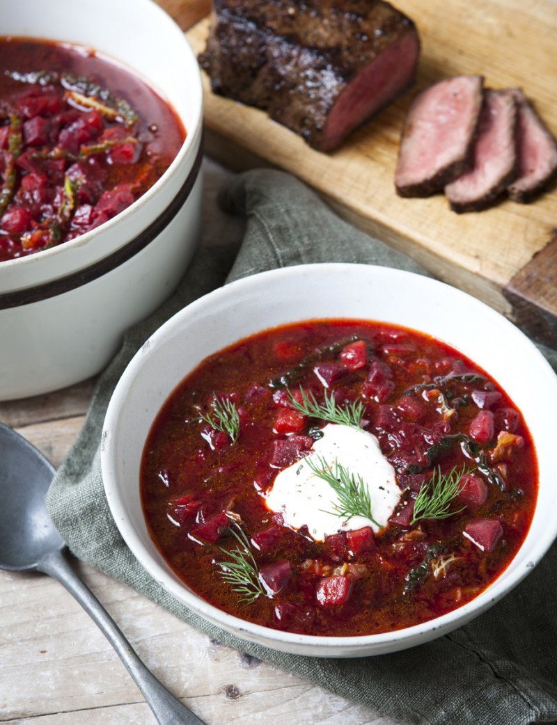 Borscht Recipes Hairy Bikers