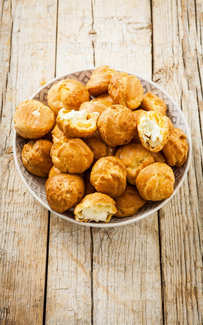 Posh Cheese Balls