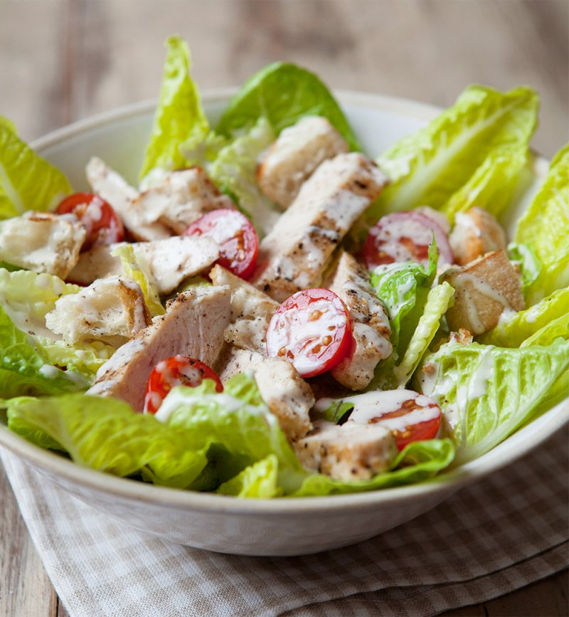 Chicken Caesar Salad Recipes Hairy Bikers