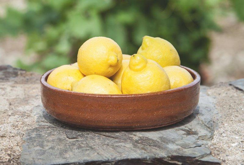 Sicilian Lemon Tart
