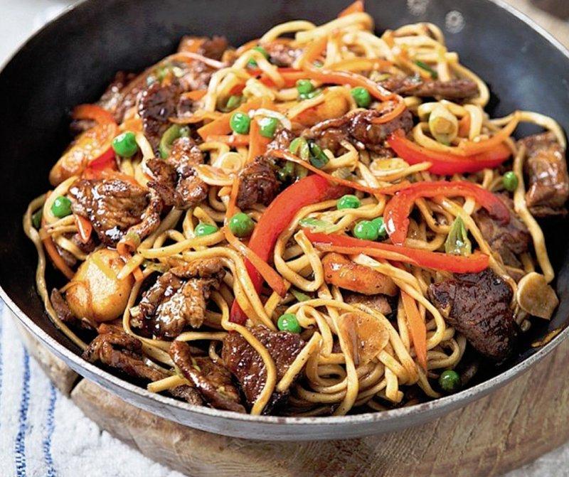 Pork Chow Mein Recipes Hairy Bikers