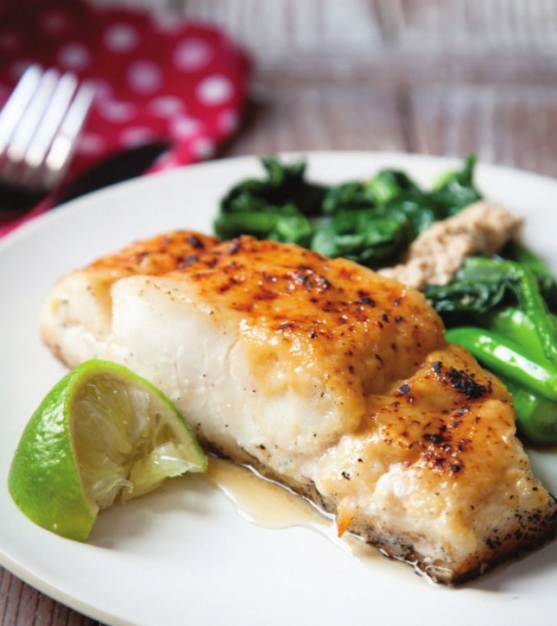 Miso Baked Black Cod Recipes Hairy Bikers