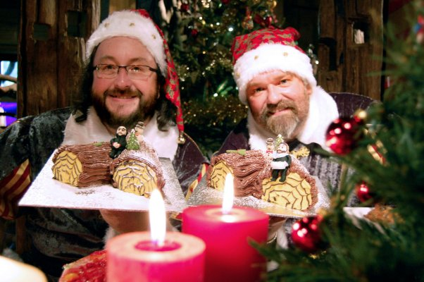 The Hairy Bakers' Christmas Special