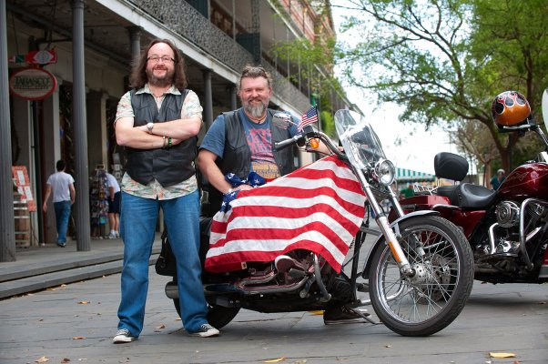 Hairy Bikers' Mississippi Adventure