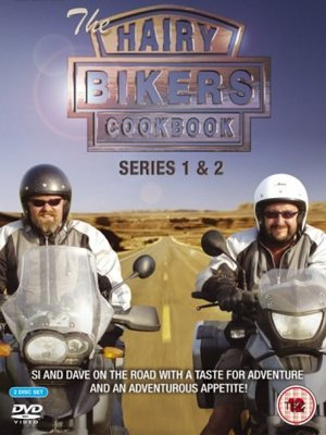 Hairy Bikers Cookbook: Complete Series 1 & 2 (DVD)
