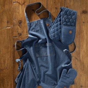 Textile Range (Blue)